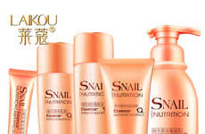 Snail Essence Cosmetics - The LAIKOU Snail Hyaluronic Acid Skin Care Cosmetics are Effective