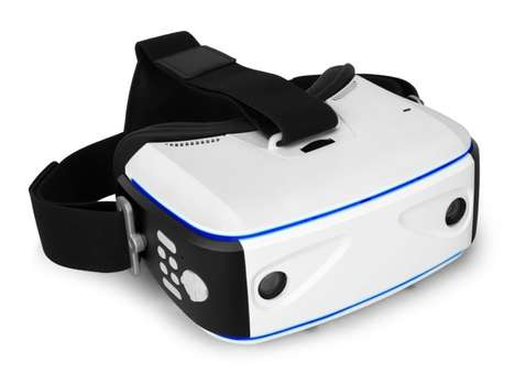 Dual-Reality Multimedia Headsets