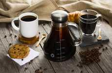 Cold Brew Coffee Carafes - The Arctic Cold Brew Coffee System Creates the Perfect Concentrate