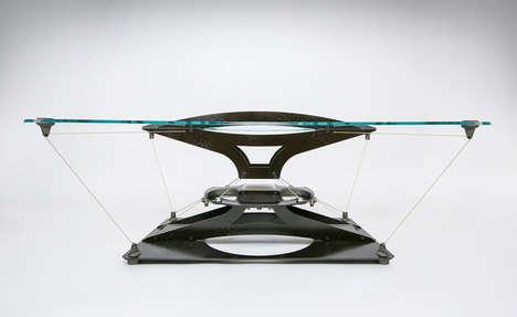 Levitational Coffee Tables