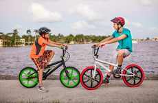 Chromatic Electric BMX Bikes