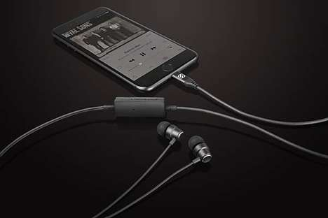 Noise Isolation Earbuds