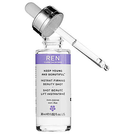 Vegan Skin-Firming Gels - Ren Skincare Offers Skin-Plumping Ingredients and Comes in a Gel Form