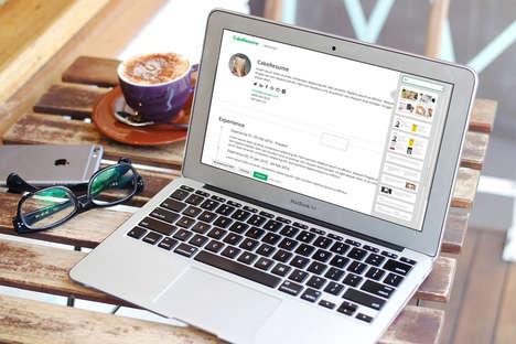 Website Resume Platforms