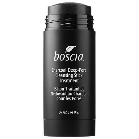 Charcoal Cleansing Sticks - This 'boscia' Stick Aims to Draw Out Impurities from the Skin