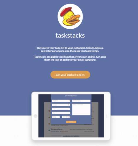 Collaborative Task List Platforms