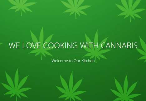Edible Medical Marijuana Services - 'The Green Chef' Safely Converts Cannabis into Tasty Treats