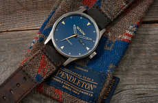 Americana Blanket Wristwatches