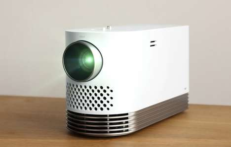 Ultra-Bright Professional Projectors