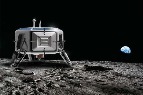 Robotic Space Vehicles