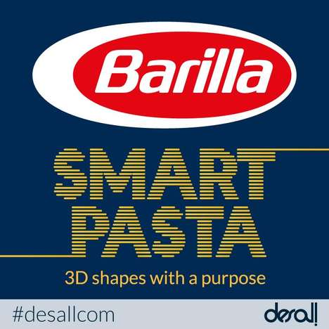 3D-Printed Pasta Contests