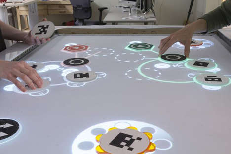 Programming Turn Tables