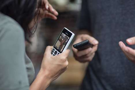 Inexpensive Pared-Down Phones