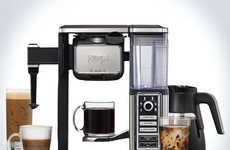 Versatile Specialty Coffee Machines