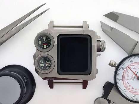 Tactical Smartwatch Protectors