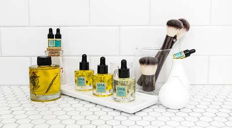 Luxury Oil Cosmetic Branding