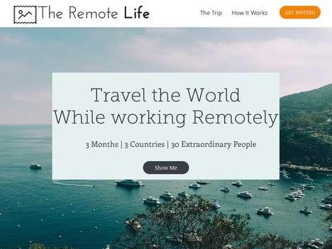 Freelancer Travel Programs