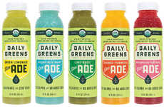 Green Lemonade Beverages