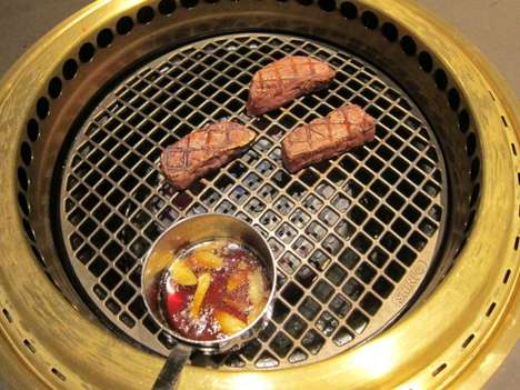 Japanese Barbecue Eateries
