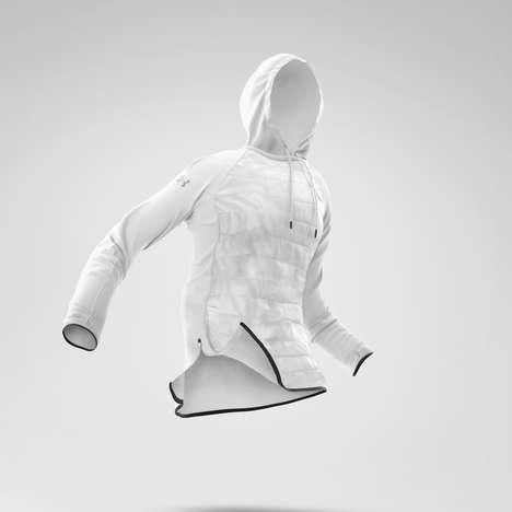 Hybrid Sweater Jackets