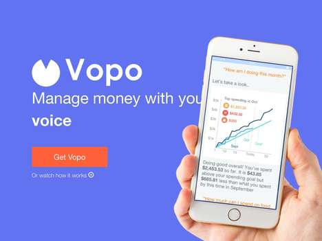 Financial Voice Assistant Apps