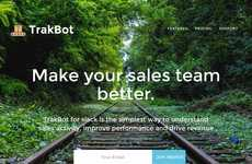 Uniform CRM Platforms - 'TrakBot' Moves Customers Through the Sales Funnel from Start to End