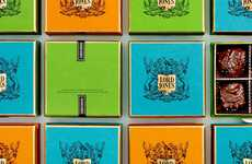 Medicinal Luxury Cannabis Edibles - 'Lord Jones' Products Offer Relief from Some Physical Ailments