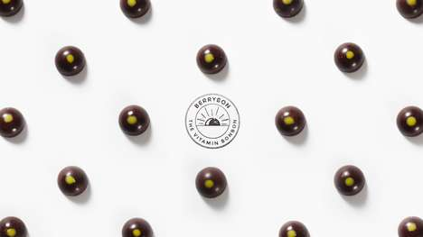 Vitamin-Infused Chocolates - BerryBon's Chocolate Bonbons Offer a Sweet Way to Consume Vitamin D