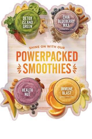 Energizing Superfood Smoothies