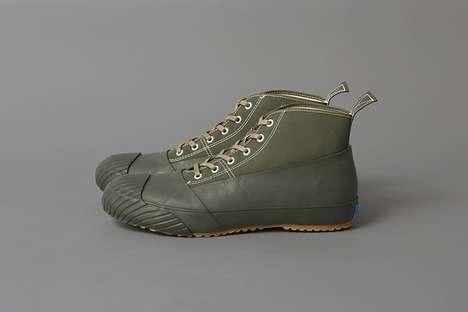 Durable Element-Resistant Sneakers