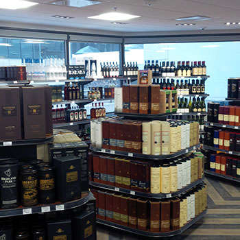 Dedicated Whisky Shops