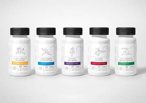 Warrior-Inspired Supplements - Wild Health Warriors Makes Chinese-Inspired Supplements for Health