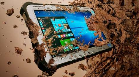 Professional Rugged Tablets