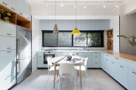 Halved Apartment Designs