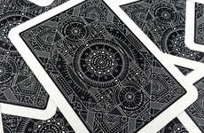 Sci-Fi Playing Cards - 'Stardeck' Playing Cards Feature Fictional and Astronomical Inspirations