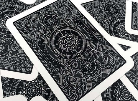 Sci-Fi Playing Cards