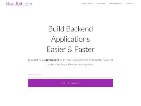 Accelerated App Development Platforms