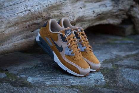 Desert-Themed Sneakers