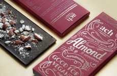 Premium Vegan Chocolates - ACH Makes Festive Chocolate for Vegans with Decadent Toppings