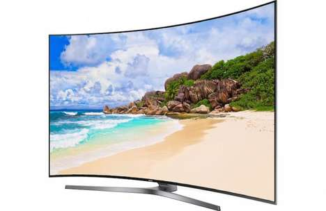 Color-Correcting TVs - The Samsung Quantum Dot TV Technology will Unveil at CES 2017