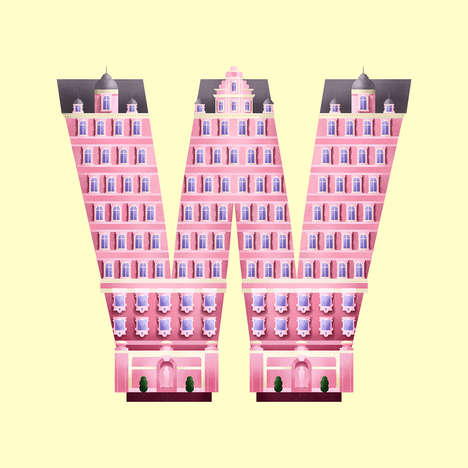 Filmmaker-Themed Typefaces