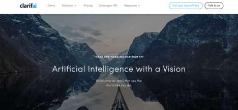 Image-Recognizing Platforms