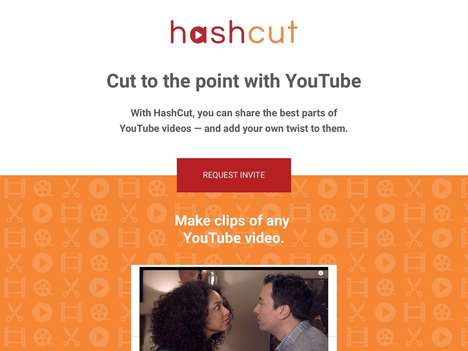 Video Meme Creators - Startup HashCut Lets You Make Your Own Video Memes From YouTube Videos