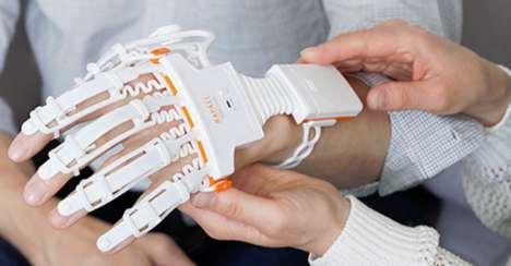 Rentable Stroke Rehabilitation Gloves