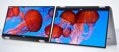 Hybrid Tablet Laptops