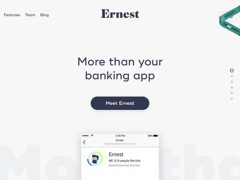 Personal Finance Chatbots - 'Ernest' Helps with Finance Management by Answering Questions