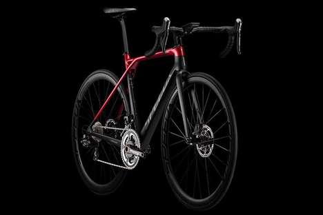 Versatile Carbon Fiber Bikes