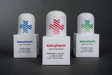 Pharmaceutical Seed Packaging