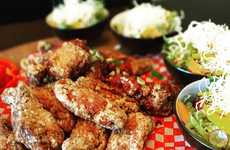 Korean-Style Chicken Shops - Toronto's 'KABOOM Chicken' Serves Up Fried Chicken with Korean Flare