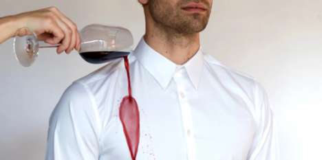 Stain-Repelling Business Shirts - Labfresh's Collared Shirts Are Impervious to Stains and Sweat